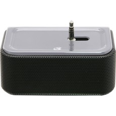 Mini Speaker for iPod Shuffle and other MP3 Players (Black)