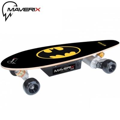 BuyDig.com  Maverix 150 Watt Electric Skateboard California  Batman