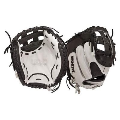 Legit Series 33-inch Fastpitch Catcher's Mitt (Right-Hand Throw)
