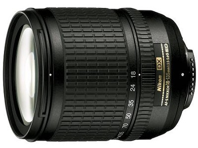 18-135mm f/3.5-5.6G ED-IF AF-S DX Zoom-Nikkor, Refurbished