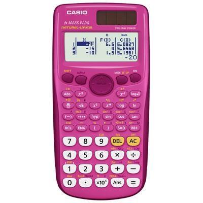 Scientific Calculator Pink