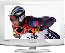 LN22A451 - 22` High-definition LCD TV (White)