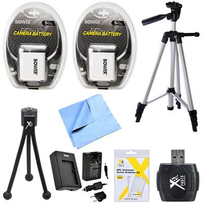 Advanced NB6L Battery Bundle for Canon Powershot S120,SX520,710,700,600,530,610