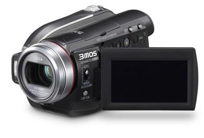 HDC-HS100K High Definition Camcorder, 60GB Hard Disk