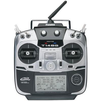 14SGH 2.4GHZ R7008SB Heli MD 2 Transmitter