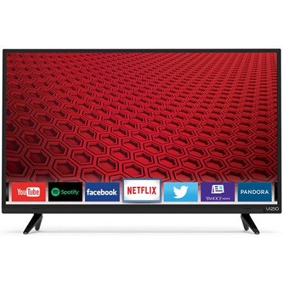 E32-C1 - 32-Inch 120Hz Full HD 1080p Smart LED TV E-Series