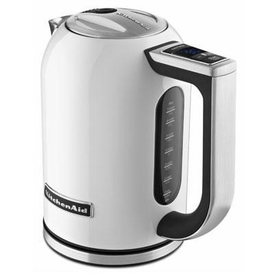 1.7-Liter Electric Kettle in White - KEK1722WH