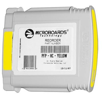 Yellow Cartridge for MX1/MX2/PF-PRO Print Factory,  (28ml)