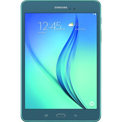 Galaxy Tab A SM-T550NZBAXAR 9.7-Inch Tablet (16 GB, Smoky Blue) - OPEN BOX