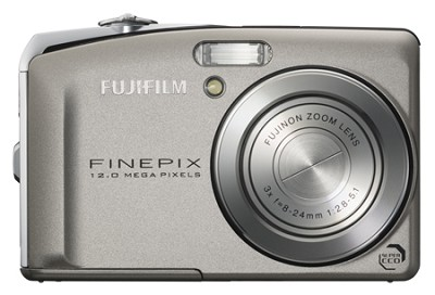 FINEPIX F50fd - 12 MP Digital Camera
