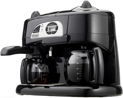 BCO130T Combination Coffee/Espresso Machine - OPEN BOX