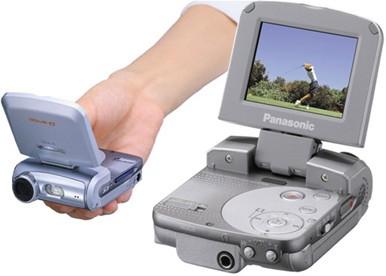 D-Snap SV-AV SD Video Camera with Flip-up LCD- Refurbished