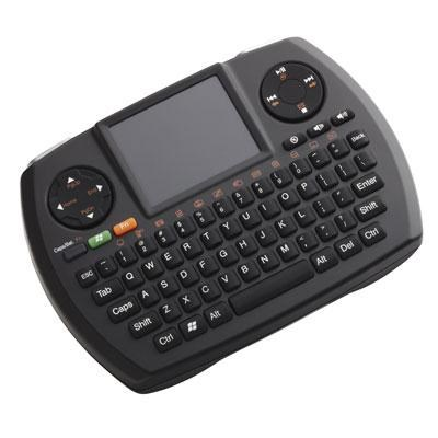 Wireless Touchpad Keyboard