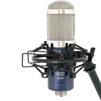 Ribbon Microphone with Shockmount - MXL R144