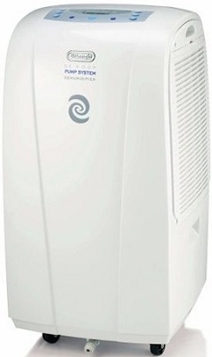 DE500P - Energy-Star 50-Pint Dehumidifier with Pump