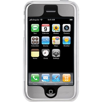 iClear Case for iPhone - 8134-IPHCLR - OPEN BOX