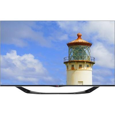 LG 55` 1080p 3D Google TV 120Hz Dual Core LED HDTV + 4 Pairs Of Glasses