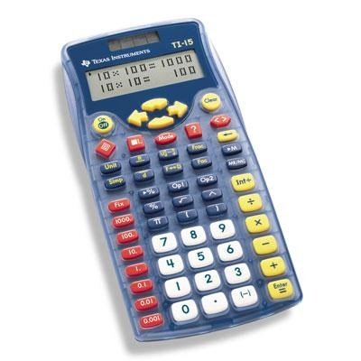 School Calculator - 15/PWB/2L1/A
