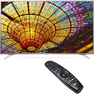49UH6500 49-Inch 4K UHD Smart TV with AN-MR650 Magic Remote Control Bundle