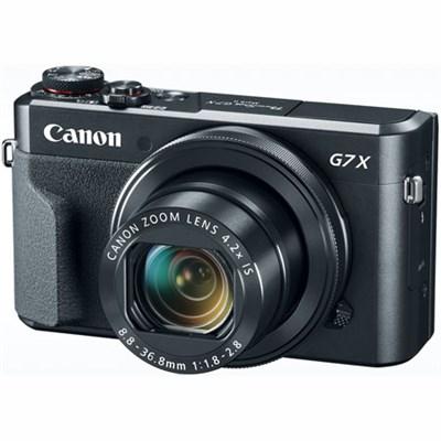 PowerShot G7 X Mark II 20.1MP 4.2x Optical Zoom Digital Camera