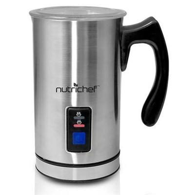 PKMFR10 Electric Milk Frother and Warmer, Stainless Steel