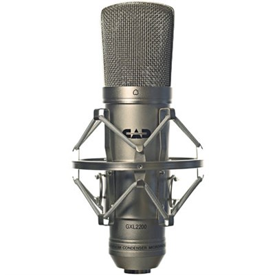Large Diaphragm Cardioid Condenser Microphone GXL2200