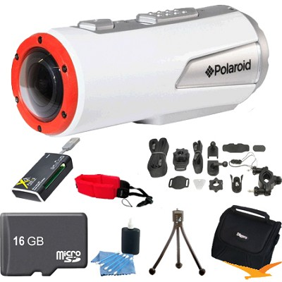 XS100HD 1080P Sports Video Camera Ultimate Bundle