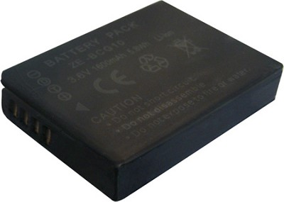BCG10 1600mAh Battery for Panasonic ZS1 and ZS3 series