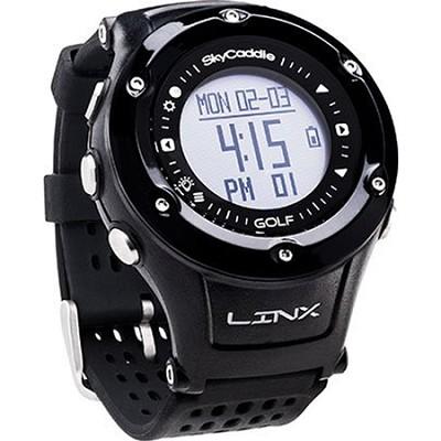 LINX Golf GPS Watch - Black