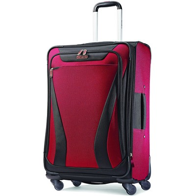 Aspire Gr8 29` Exp. Spinner Suitcase - Crimson Red