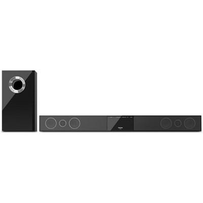 SBX4250 2.1 Channel 300 Watt Bluetooth Sound Bar with Subwoofer - OPEN BOX