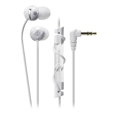 Fashion Fidelity BIJOUE In-ear Headphones - White