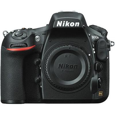 D810A FX-Format 36.3MP Full-Frame Digital SLR Camera Body