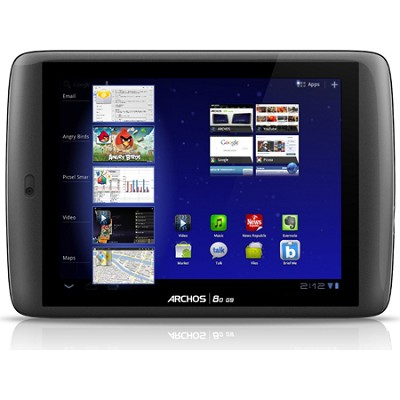 80 G9 1.5 GHz 16 GB 8` Tablet with Android 3.2 Honeycomb OS
