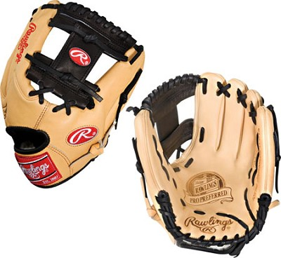 PROS17IC Pro Preferred 11 3/4in Infield Glove