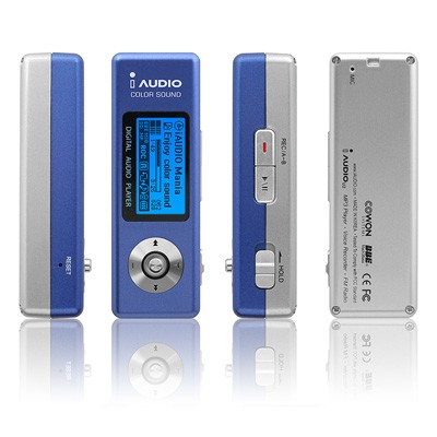 iAudio U2 512MB Mp3 player