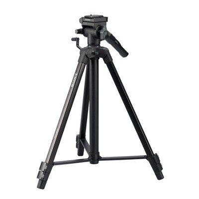 VCT-80AV Remote Control Tripod for use with Compatible Sony Camcorders