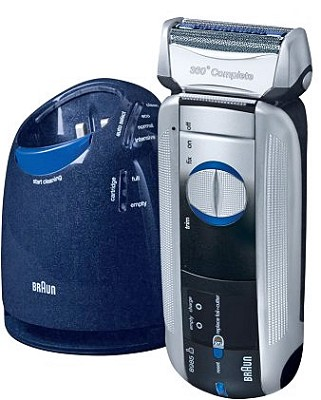 360 Complete 8985 Dry Shaver