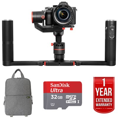 a1000 3-Axis Handheld Gimbal Kit w/ SLR GO PACK Bundle