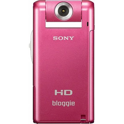 MHS-PM5 bloggie Pink Compact High Definition Camcorder - OPEN BOX