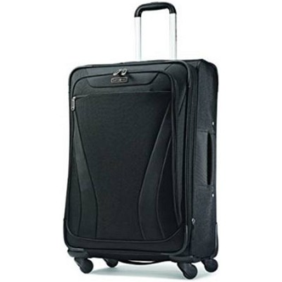 Aspire Gr8 29 Exp. Spinner Suitcase - Black
