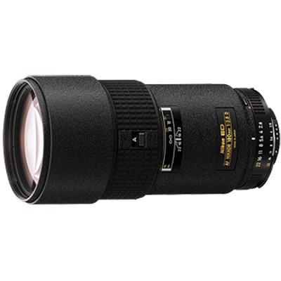 AF FX Full Frame NIKKOR 180mm f/2.8D IF-ED Prime Telephoto Lens with Auto Focus