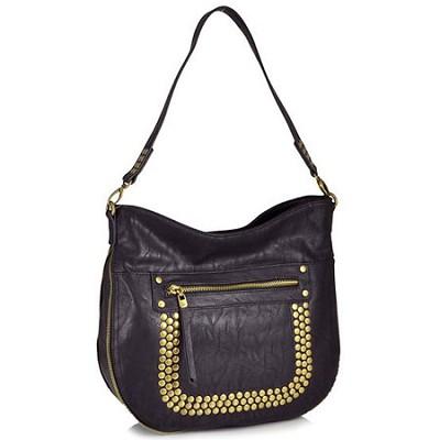 Baxter Studded Hobo Handbag