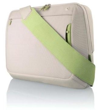 Messenger Bag for Notebooks  up to 15.4`  Dove/Tarragon