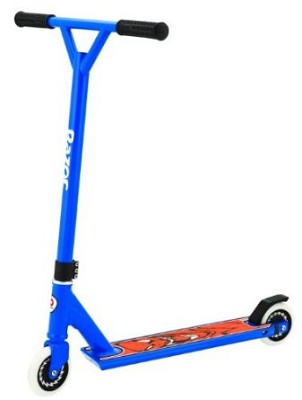 Pro El Dorado Deluxe Push/Kick Scooter - Blue