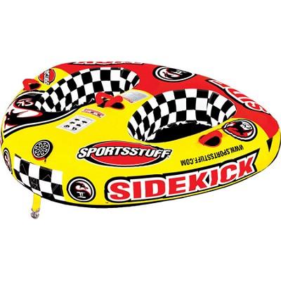 Sidekick 2 Inflatable Double Rider Towable