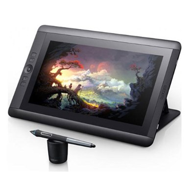 Cintiq 13HD (DTK1300) 11.75` x 6.75` Active Area USB Tablet (Refurbished)