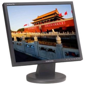 740N 17` LCD Monitor
