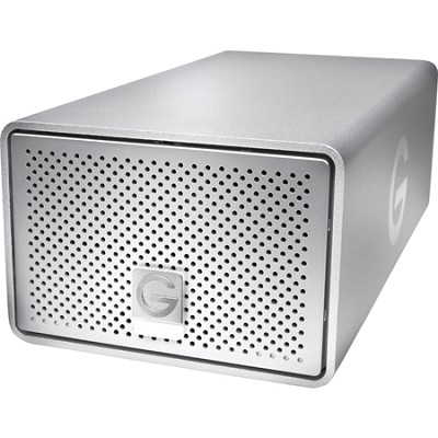 G-RAID with Removable Drive 8TB (Gen7)
