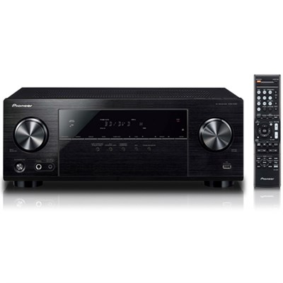 VSX-532 5.1-Channel AV Receiver w/Ultra HD Pass-through w/HDCP 2.2 (OPEN BOX)